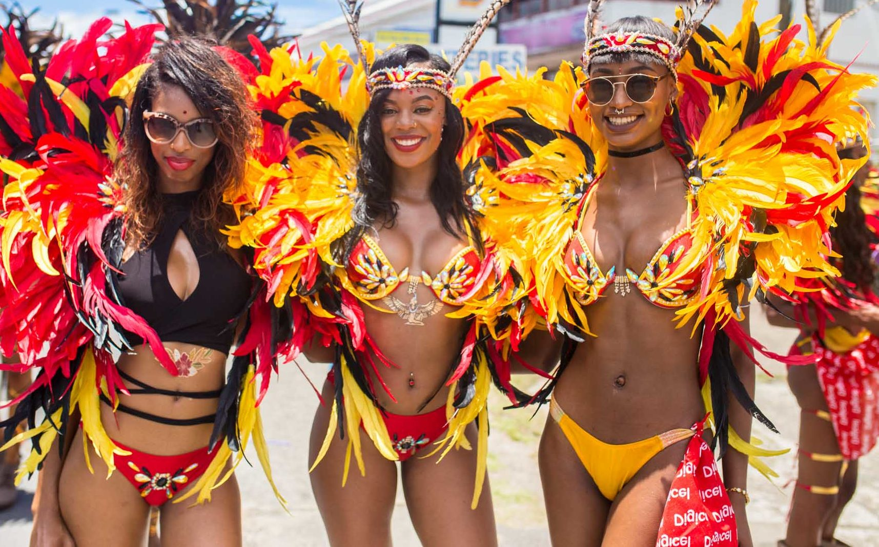 lucian-mas | SOCA ISLANDS - Trinidad Carnival 2020, Jamaica